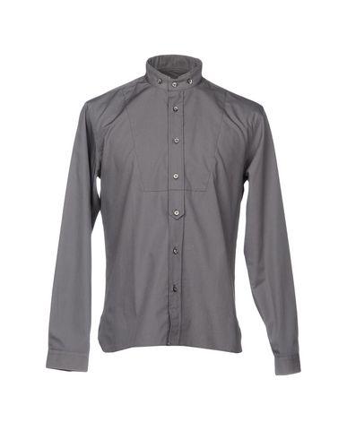 Y;PSIL(O.N) Einfarbiges Hemd