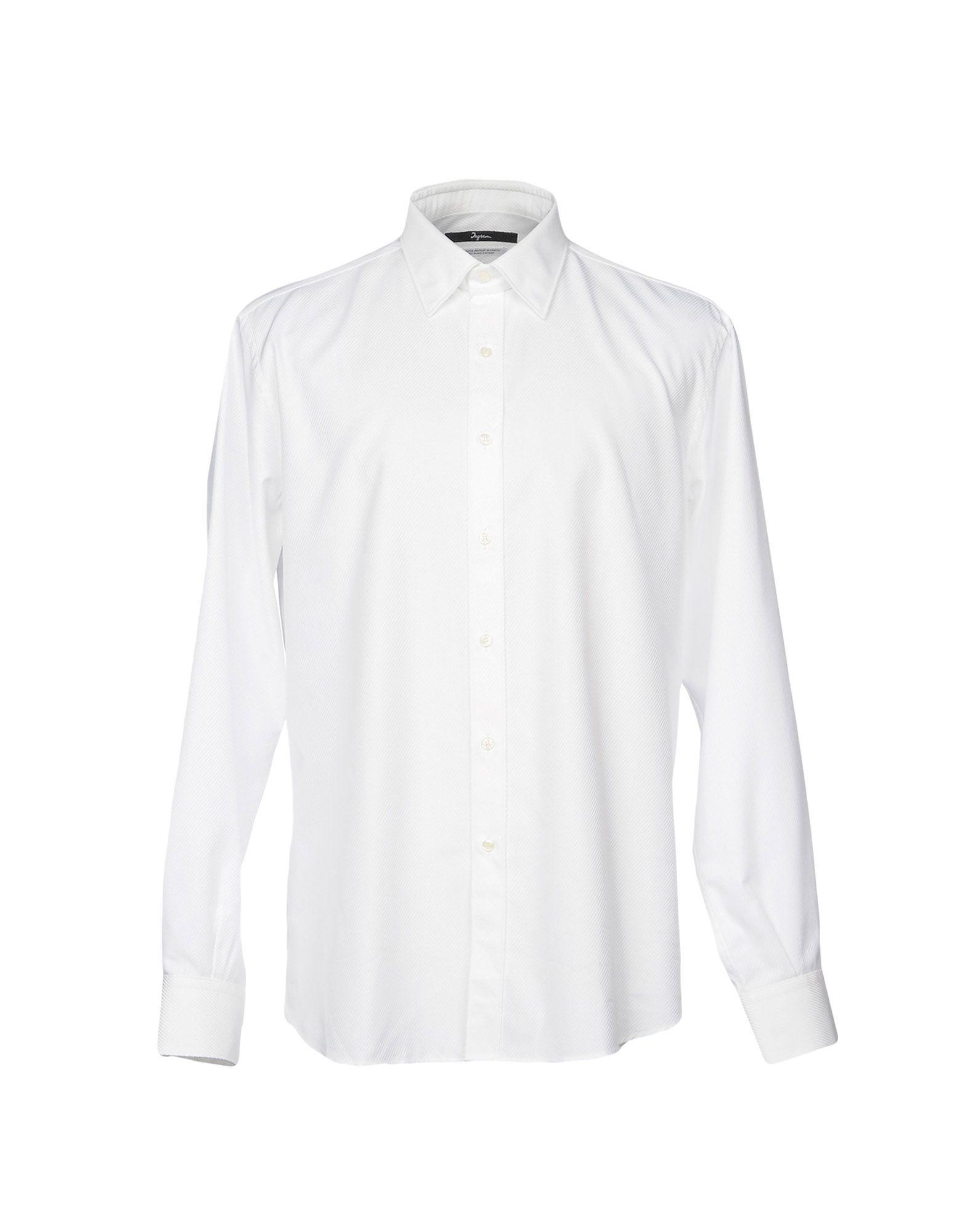 Camicia Unita Tinta Unita Camicia Ingram Uomo - 38696837FQ 36a6f7