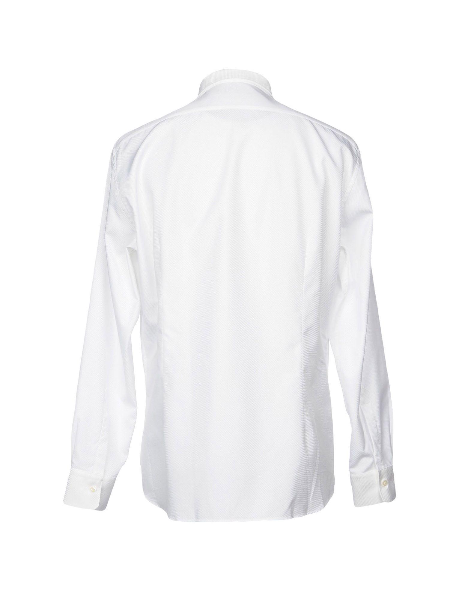 Camicia Camicia Camicia Tinta Unita Ingram Uomo - 38696837FQ 5f3703