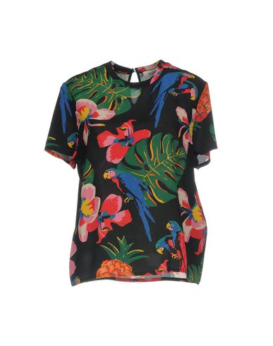 VALENTINO - Floral shirts & blouses