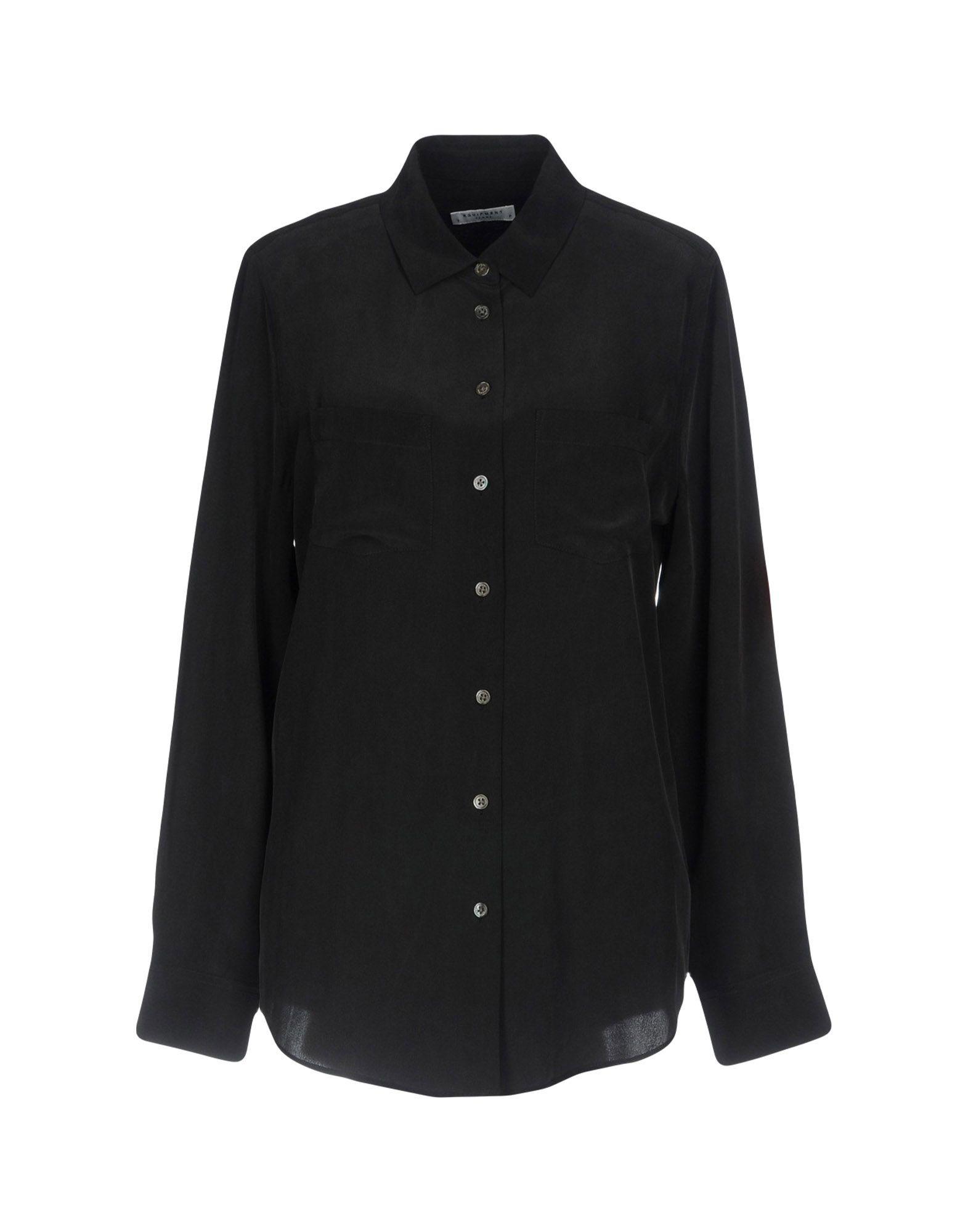 Camicie E Bluse In Seta Equipment Donna - Acquista online su
