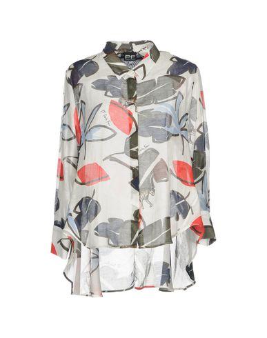 utløp bla klaring hvor mye Mp Paola Frani Blomster Skjorter Og Bluser salg 100% original bestselger billige online nTXfe