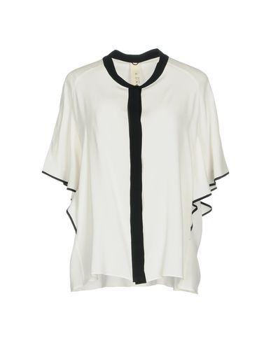 forfalskning billig salg Manchester Annie P. Annie S. Camisas Y Blusas Lisas Skjorter Og Bluser Glatte klaring besøk G252YBZ1