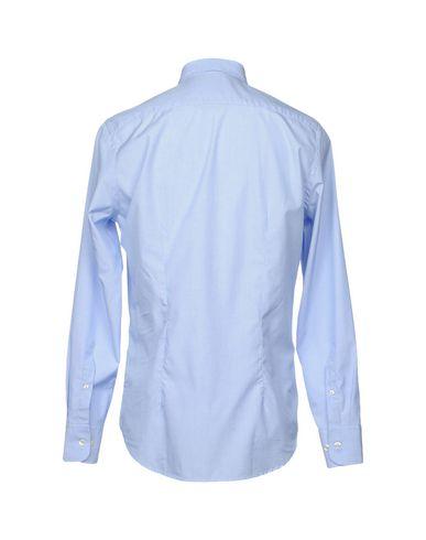 Fred Perry Camisa Lisa billig lav pris salg billig billig real målgang 7J2pNA6