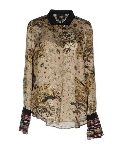 CLASS ROBERTO CAVALLI Hemden und Blusen aus Seide