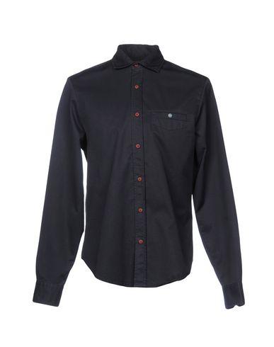 REFRIGIWEAR Einfarbiges Hemd Kostenloser Versand Gefälschte Online-Verkauf Günstige Verkaufspreise Outlet Beste Geschäft Zu Bekommen hyJueJOYwL