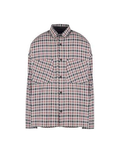 REPRESENT SHIRT - HUCKLEBERRY Kariertes Hemd Offiziell online Hochwertige billig Verkauf hohe Qualität Das billigste fGuqX4Te