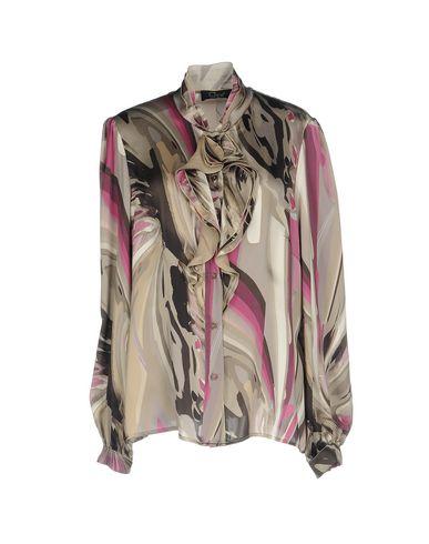 CLIPS Camisas y blusas de seda