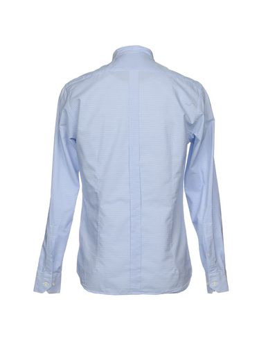 klaring beste prisene mållinja online Paolo Pecora Stripete Skjorter rabatt billigste 3jyLyx