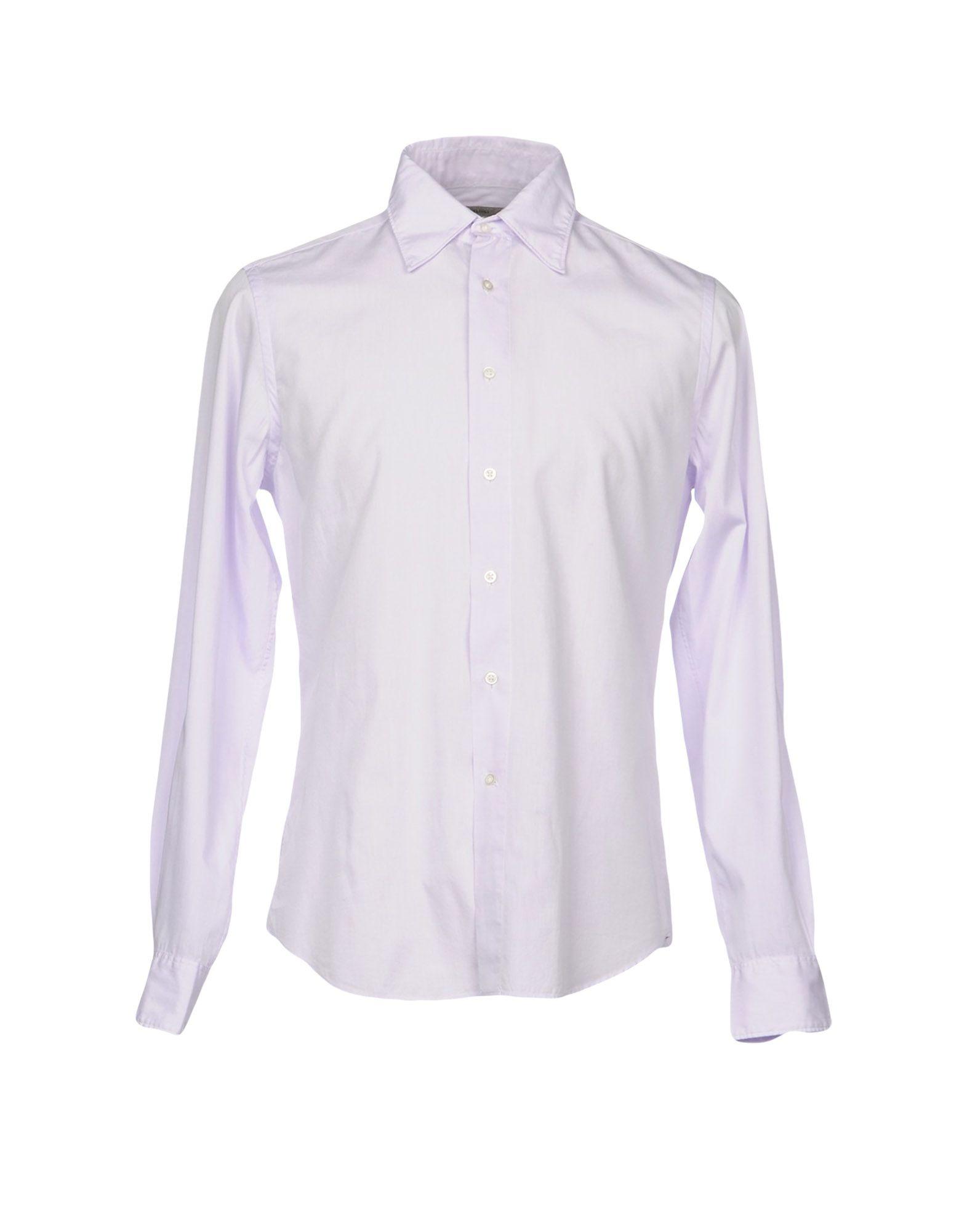 Camicia Tinta Unita Boglioli Uomo - Acquista online su