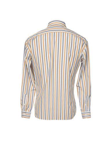 Freies Verschiffen Günstig Online Grenze Angebot Billig ISAIA Gestreiftes Hemd Factory Outlet Günstig Online Rabatt Authentisch Rabatt Bestseller KeApFO1