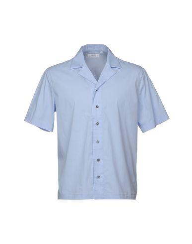 HōSIO Einfarbiges Hemd