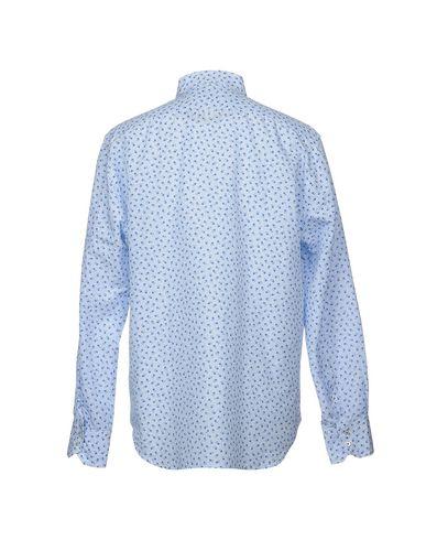 Kaufen Sie Günstig Online Preis BROOKSFIELD Hemd mit Muster Steckdose Suchen Verkauf Online-Shop Auslass Viele Arten Von 9xCAo