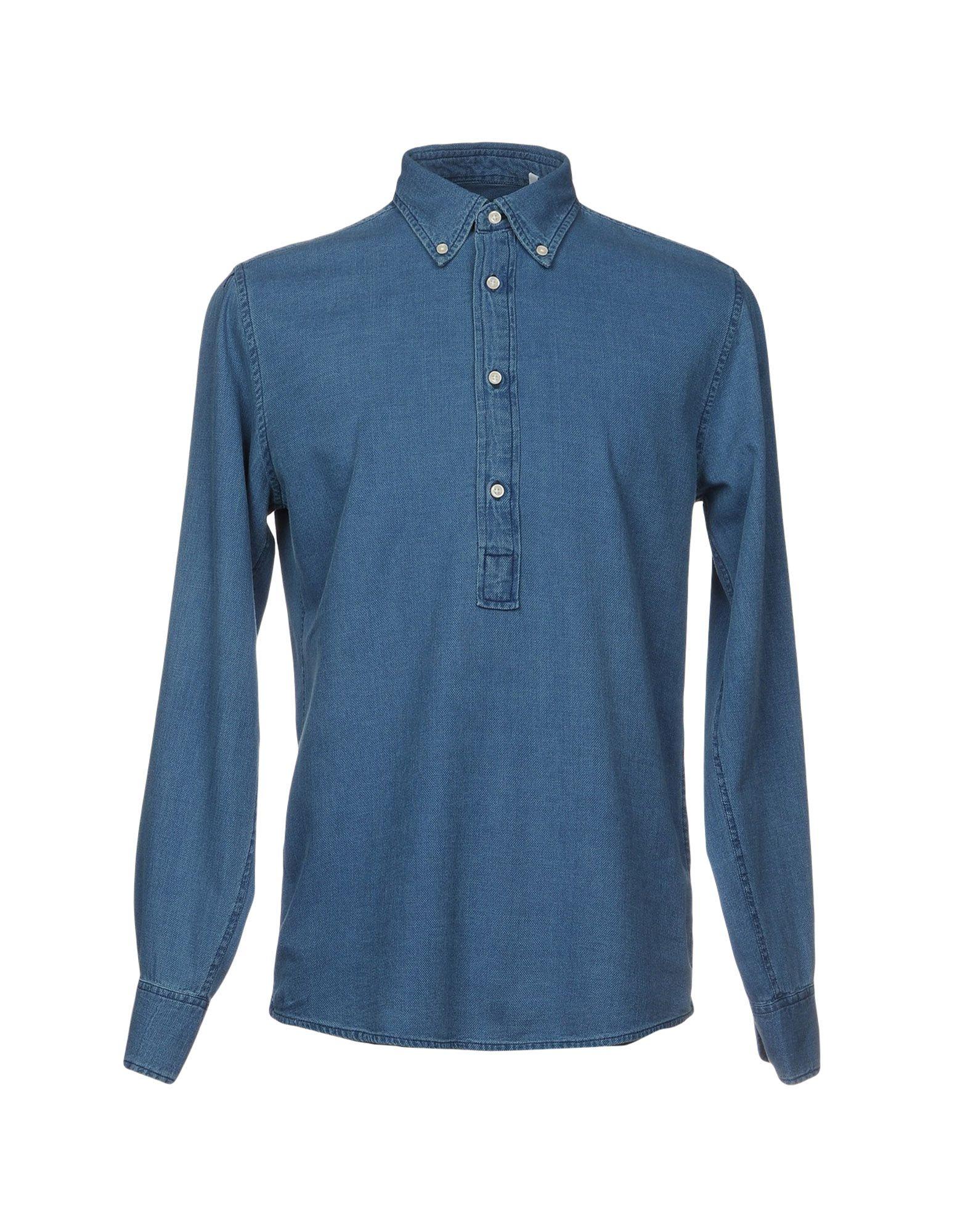 Camicia Camicia Camicia Tinta Unita Deperlu Uomo - 38698878VG be8043