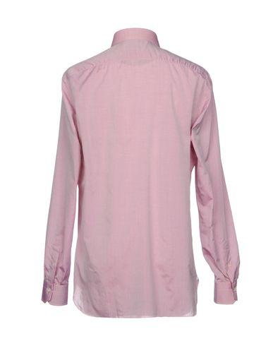 Kostenloser Versand Zu Kaufen Rabatt Wahl ISAIA Einfarbiges Hemd mBPE5