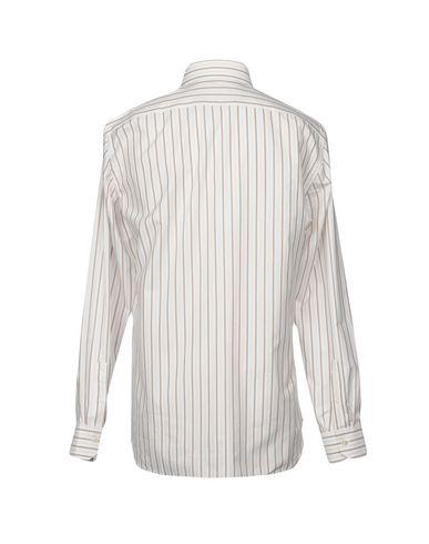 Isaia Stripete Skjorter for billig rabatt WCoifKHYwC