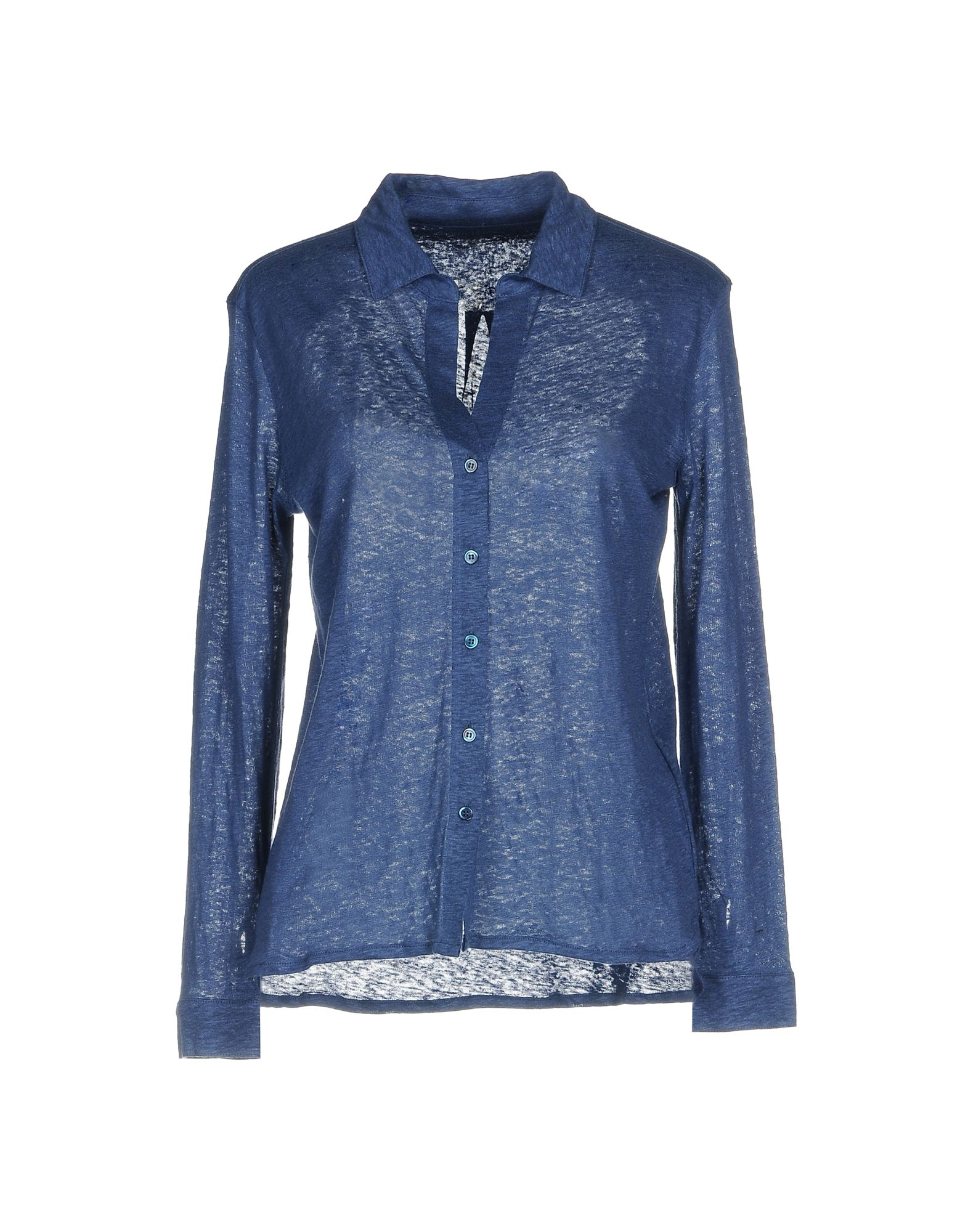 Camicia In Lino Majestic Filatures Donna - Acquista online su