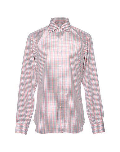Isaia Rutete Skjorte billig virkelig salg bla salg i Kina klaring sneakernews lagre online KGKwVrGm