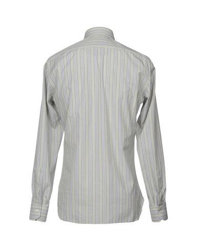 Isaia Stripete Skjorter tappesteder billig online klaring wikien V1bXtQRM4