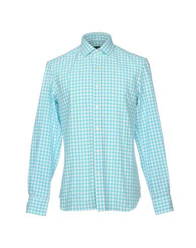 multi farget Piombo Rutete Skjorte nyeste online IzOD4I