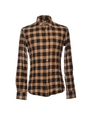 GLANSHIRT Camisa de cuadros