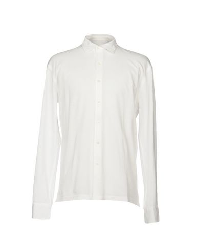 LUIGI BORRELLI NAPOLI Camisa lisa