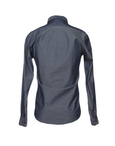 BERNA Hemd mit Muster