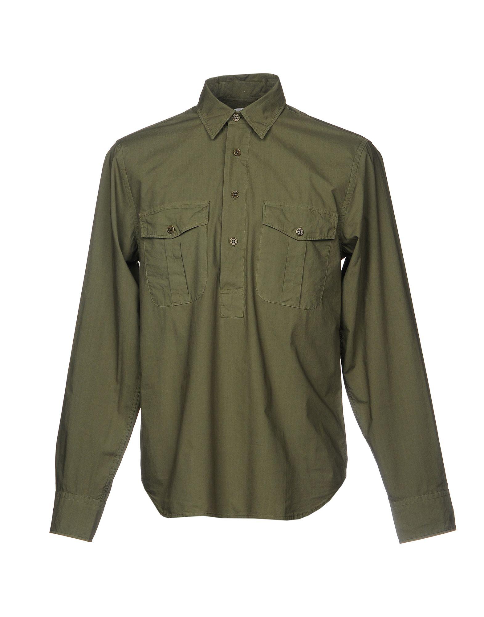 Camicia Tinta Unita Aspesi Uomo - Acquista online su
