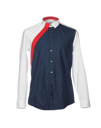 Rabatt Niedrigsten Preis Niedriger Preis Versandgebühr MSGM Hemd mit Muster qOjYPPRXc