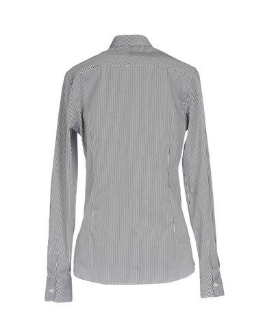 Aglini Stripete Skjorter klaring fasjonable klaring god selger rabatt Billigste rabatt nyeste ekstremt billig pris IcAHeB2BF