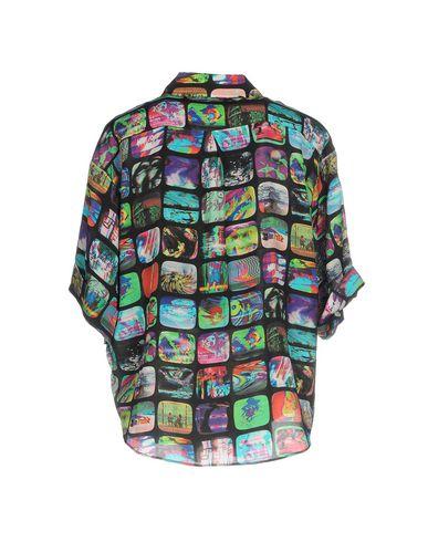 JEREMY SCOTT Hemden und Blusen mit Muster  Wie Viel Komfortabel Günstig Online rZCKyb3O