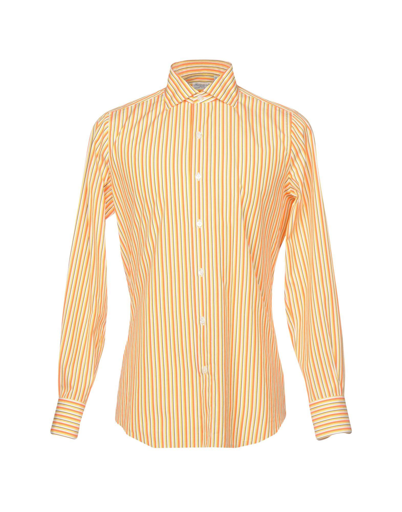 Camicia A Righe Finamore 1925 Uomo - Acquista online su