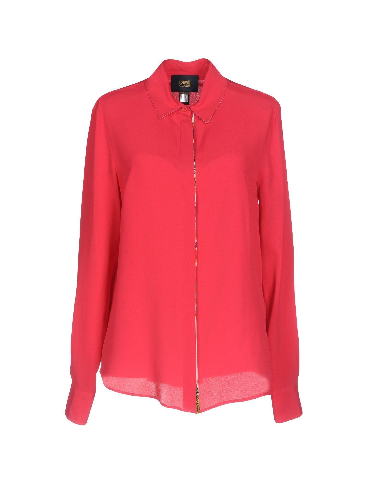 Camicie E Bluse Tinta Unita Class Roberto Cavalli Donna - Acquista online su s2zxqk5QX