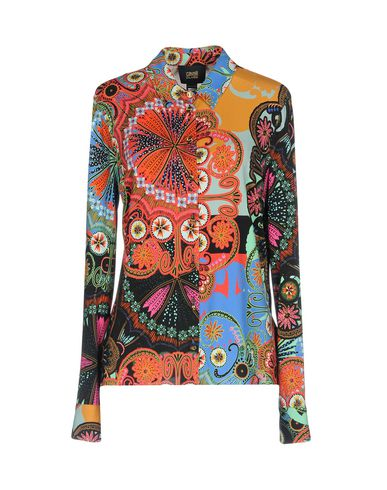 Class Roberto Cavalli Skjorter Og Bluser Blomster rabatt 100% original tnbFV