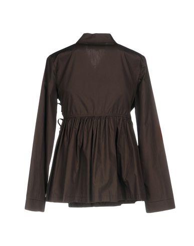 Virna Drò® Skjorter Og Bluser Glatt rabatt beste salg billig hvor mye 5MgJgU2