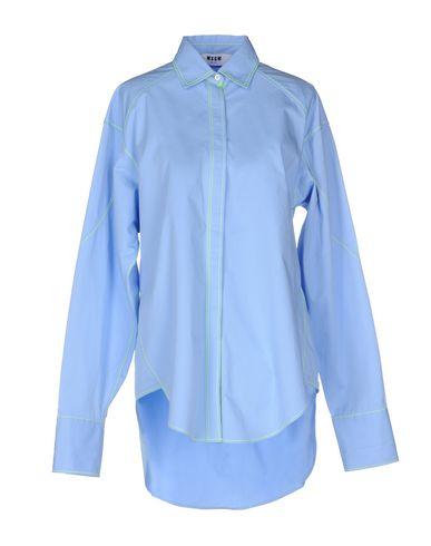 MSGM Hemden und Blusen einfarbig Preiswertes Geschäft für 41obNnwNk
