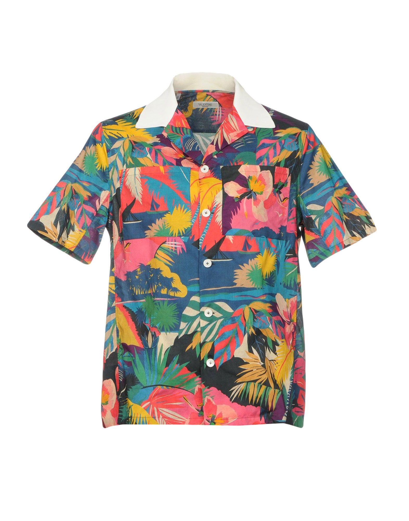 Camicia Fantasia Valentino Uomo - Acquista online su