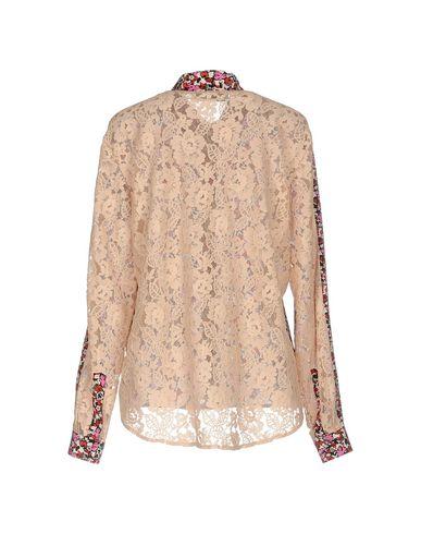 MSGM Hemden und Blusen aus Seide Authentisch Günstig Online pPqfL