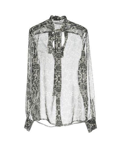 Mangano Skjorter Og Bluser Med Sløyfe nyeste online komfortabel billig pris rabatt footaction 03Imbq5V2