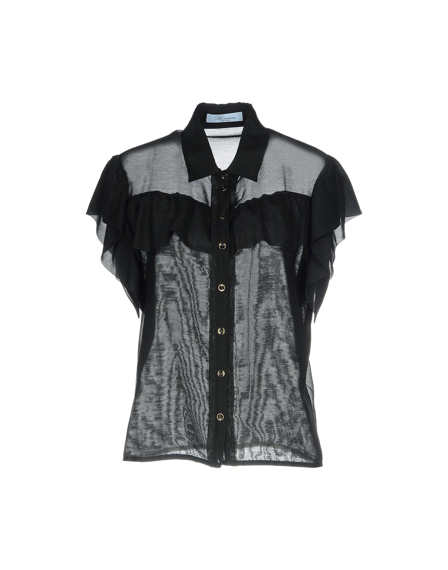 Camicie E Bluse Tinta Unita Blumarine Donna - Acquista online su tBylZ