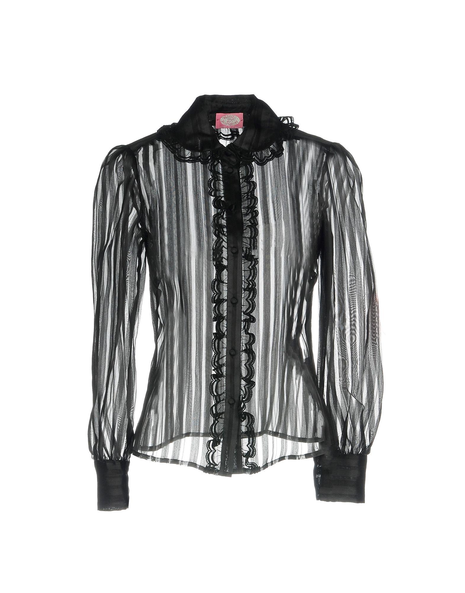 Camicie E Bluse In Seta Blugirl Blumarine Donna - Acquista online su