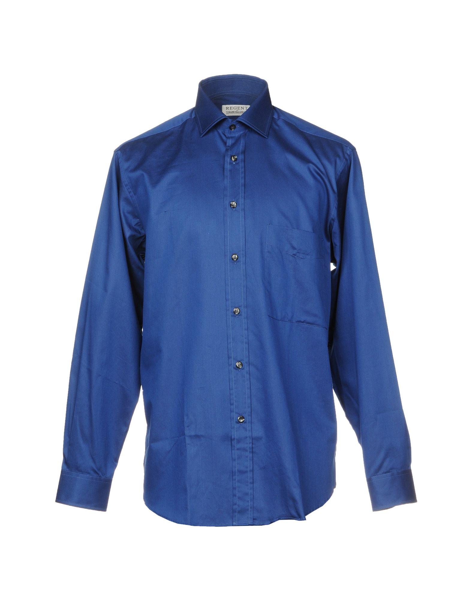 Camicia Tinta Unita Regent By Pancaldi & B herren - 38701343TN