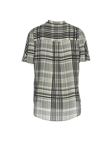 Diane Von Furstenberg Rutete Skjorte salg billig pris overkommelig for salg for billig rabatt 2015 nye salg MW1392