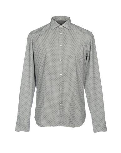 MANUEL RITZ Hemd mit Muster Die Günstigste Zum Verkauf uoDpZ