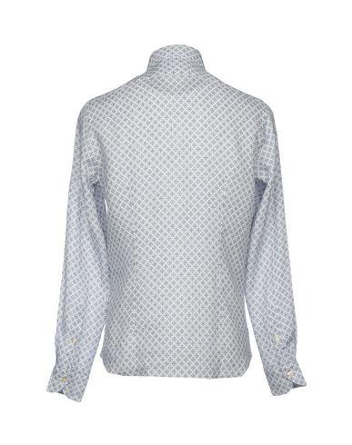 XACUS Hemd mit Muster Billig Verkauf Neuesten Kollektionen 6jZFA