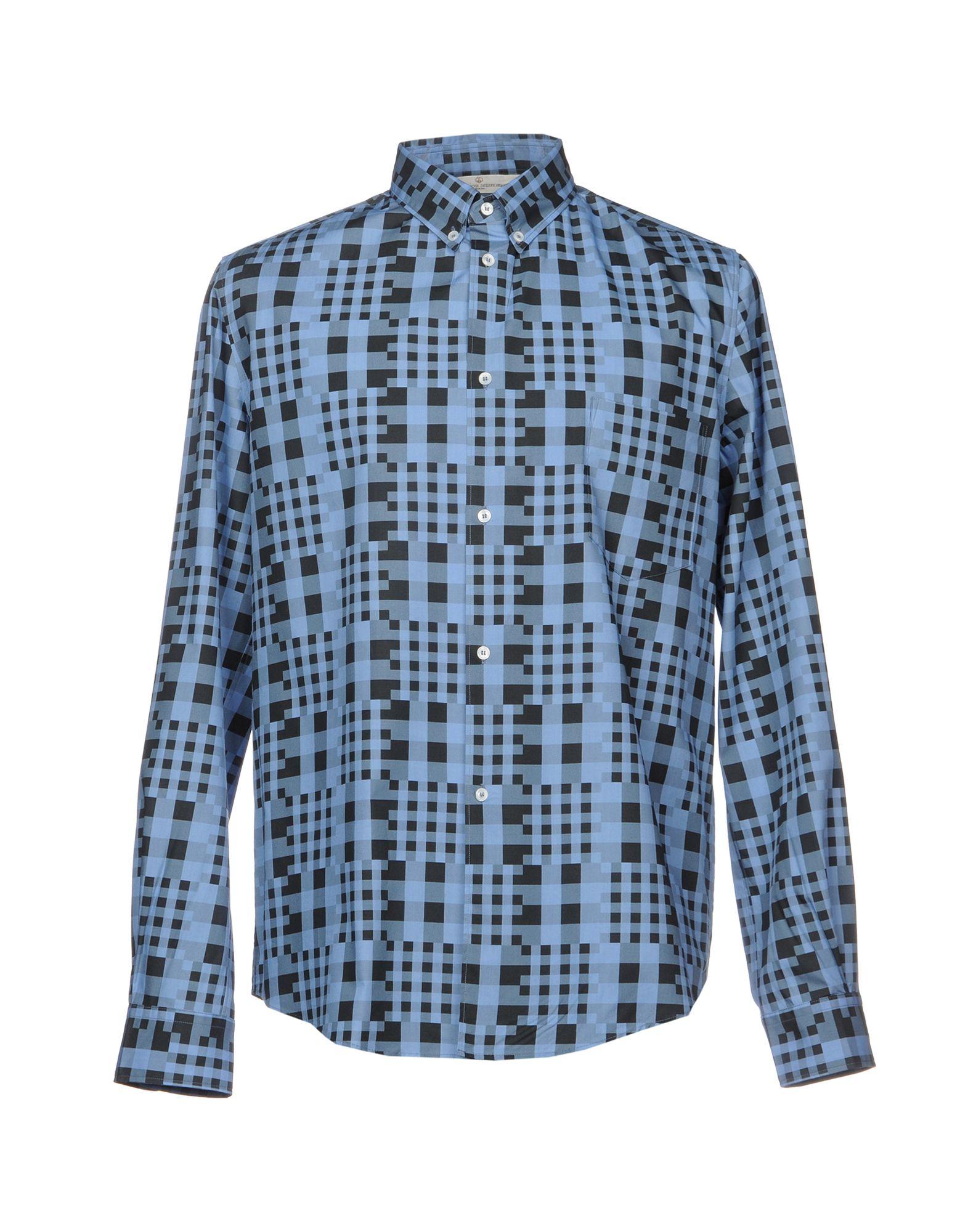 Camicia Fantasia Golden Goose Deluxe Brand Uomo - Acquista online su