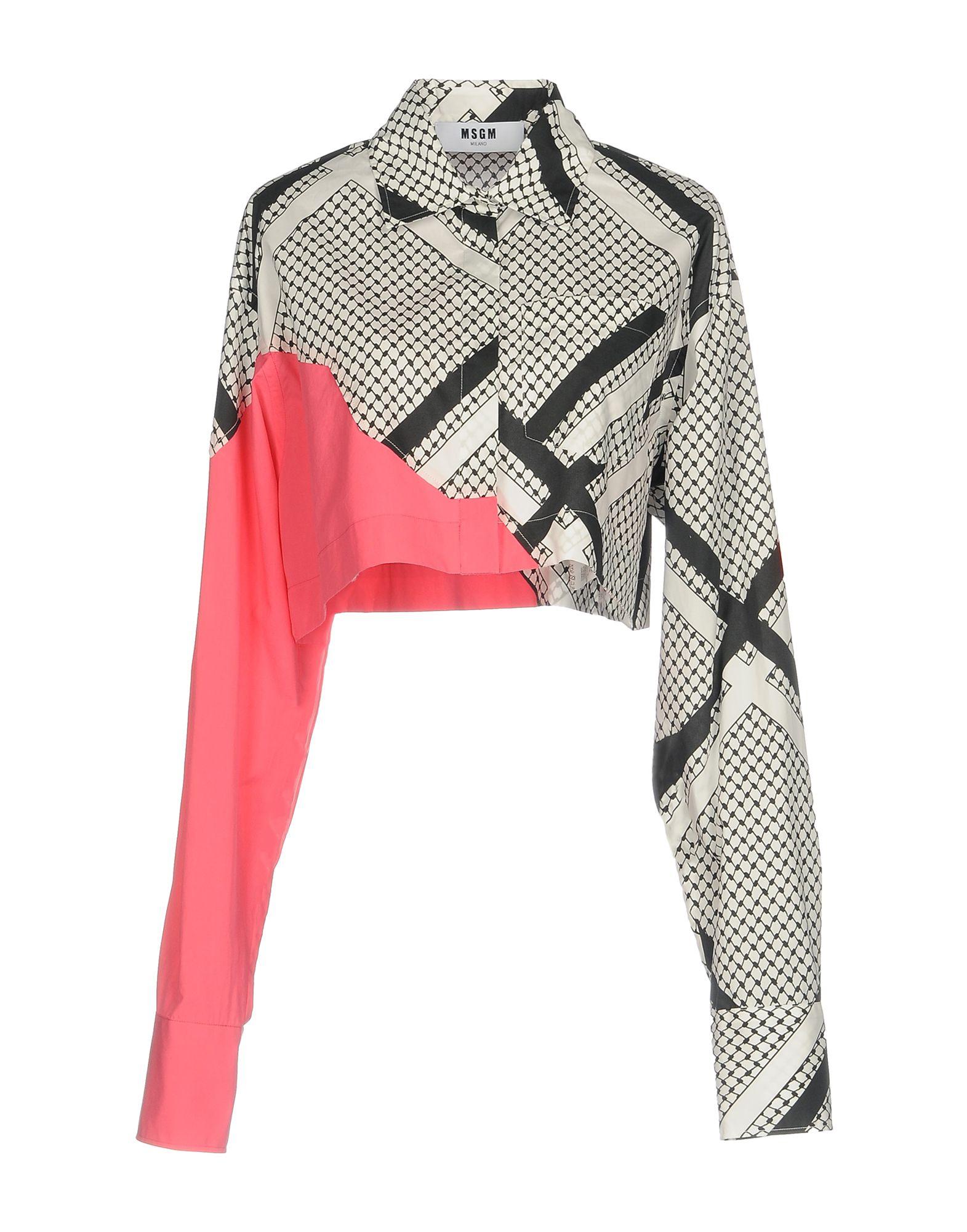 Camicie E Bluse Fantasia Msgm Donna - Acquista online su oA4mycs9