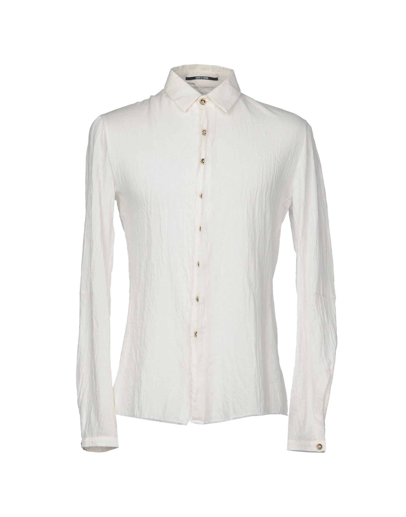 Camicia Tinta Unita Lumen Et Umbra Donna - Acquista online su