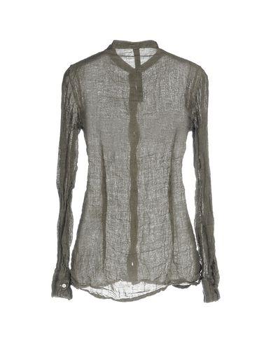 Poème Bohem Shirt Lino fabrikkutsalg JuEYax