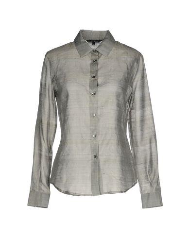 BRIAN DALESシルクシャツ&ブラウス